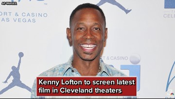 Cleveland Indians great Kenny Lofton presenting latest movie, holding meet and greet at Tower City Cinema