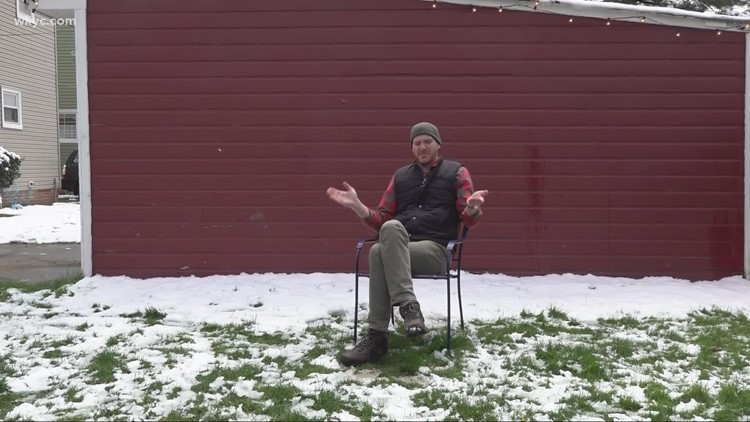 Mike Polk Jr. on the Cleveland tradition of spring snow