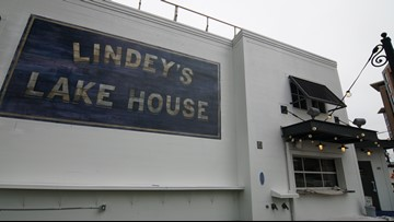 FIRST LOOK | Lindey's Lake House ready for opening in former Coastal Taco space