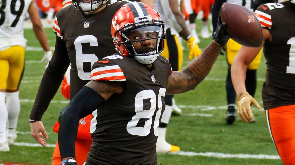 Browns Vs Steelers Wild Card Game How To Watch Stream Odds Ohio News Time