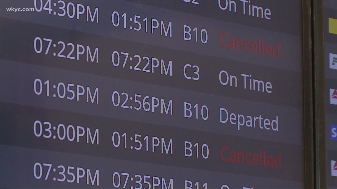 Airline industry dealing with issues as travel picks back up