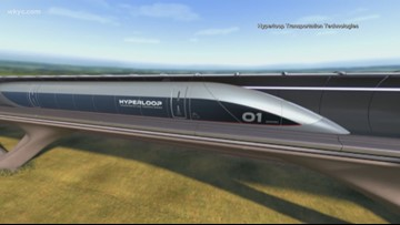 GAME CHANGERS | Northeast Ohio set to lead Hyperloop transportation industry