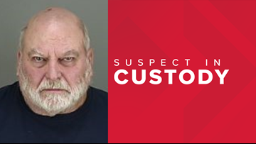 70-year-old Akron man arrested on rape charges dating back decades
