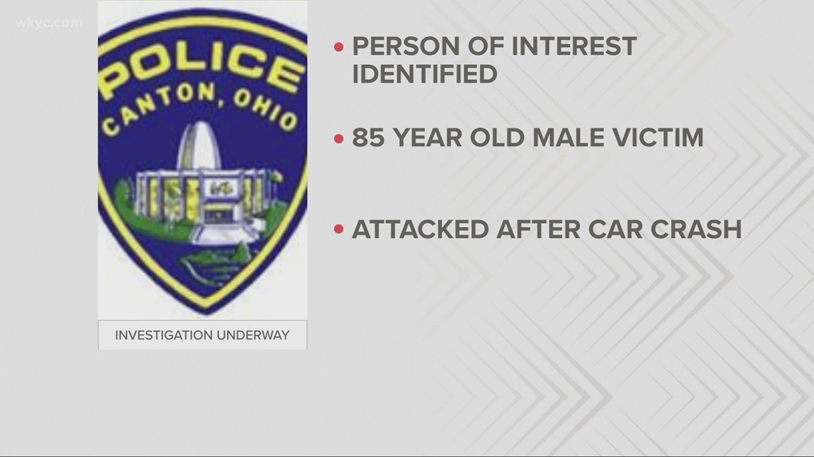 85-year-old man brutally beaten in Canton during apparent road rage incident