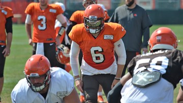 SIGHTS & SOUNDS | Cleveland Browns get back to practice following preseason opener