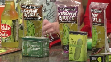 From gherkins to dills, find all things pickle at the Cleveland Pickle Festival at Voinovich Park