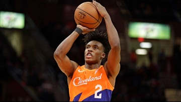 Cleveland Cavaliers' Collin Sexton named to NBA All-Rookie Second Team