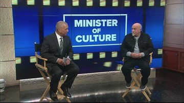 'Minister of Culture' Michael Heaton's spring movie preview