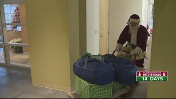 WKYC teams up with Fostering Hope to deliver gifts to children living in foster care