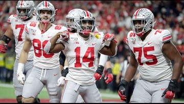 No. 1 Ohio State comes back to beat Wisconsin 34-21, claim 3rd consecutive Big Ten title