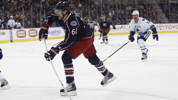 Former Columbus Blue Jackets captain Rick Nash retires from NHL 3