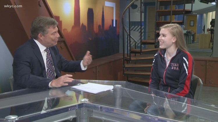Wellington teen set to compete for USA Roller Figure Skating Team at World Roller Games in Barcelona, Spain