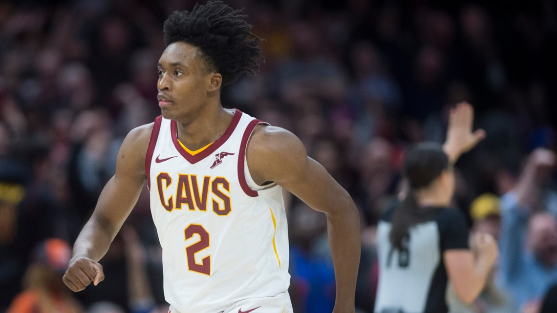 004ac70aa5b LOOK: Collin Sexton delivers breakfast to Channing Frye ahead of final NBA  game