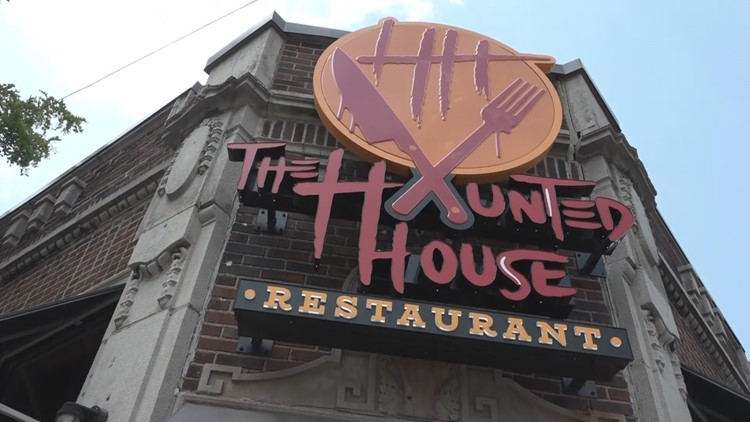 The Haunted House Restaurant opens in Cleveland Heights