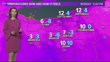 FORECAST   Quick thaw, then more cold