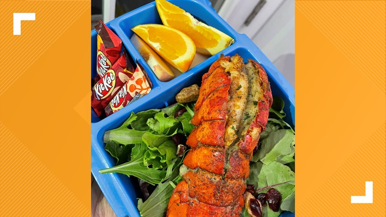 Lobster salad for school lunch? How a Solon mom is changing the game with fun school lunch ideas your family can try
