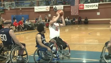 National Wheelchair Basketball tournament taking place in Tallmadge