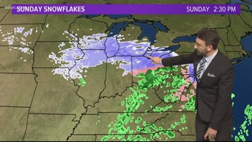 FORECAST | Another Sunday Snow On The Way