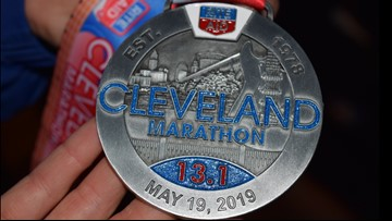 PHOTOS | Moments from the 2019 Rite Aid Cleveland Marathon