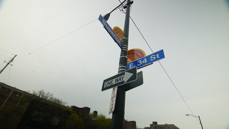 Cleveland Asia Town Signs