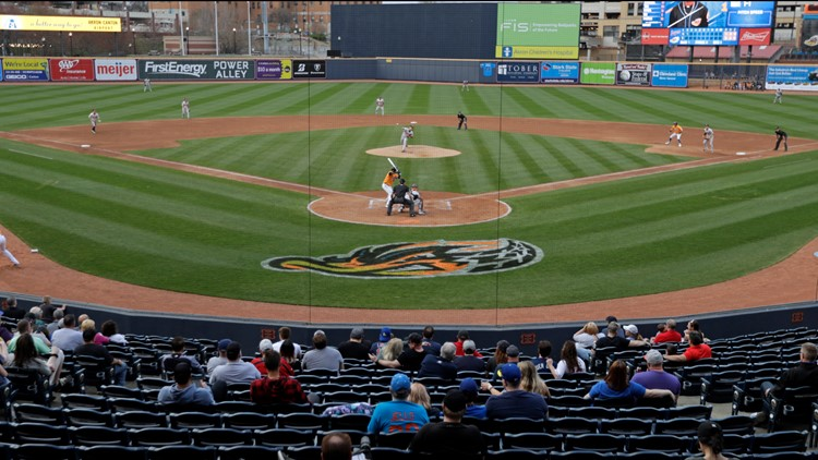 Akron RubberDucks will be permitted to host 47% capacity for May home games