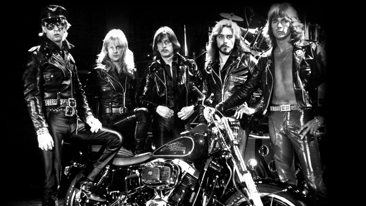 Judas Priest 2020 Rock and Roll Hall of Fame induction nominee