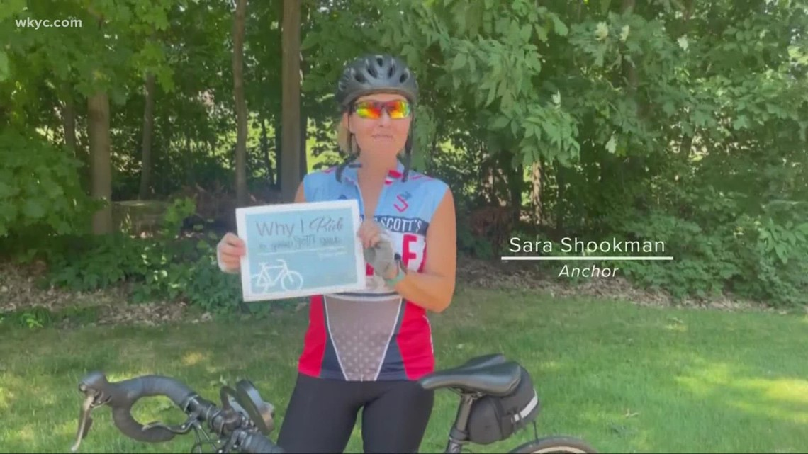 VeloSano Why I Ride: Personal stories from Team WKYC