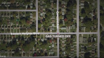 Columbia gas is shutting off service to 2,500 customers in Elyria