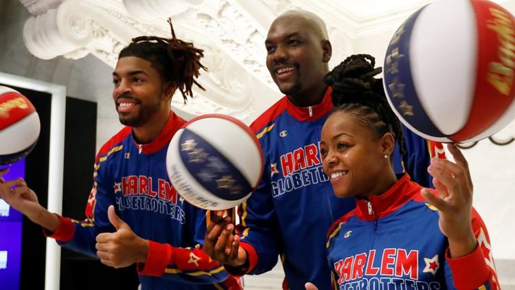 Harlem Globetrotters bringing Spread Game Tour to Cleveland in December