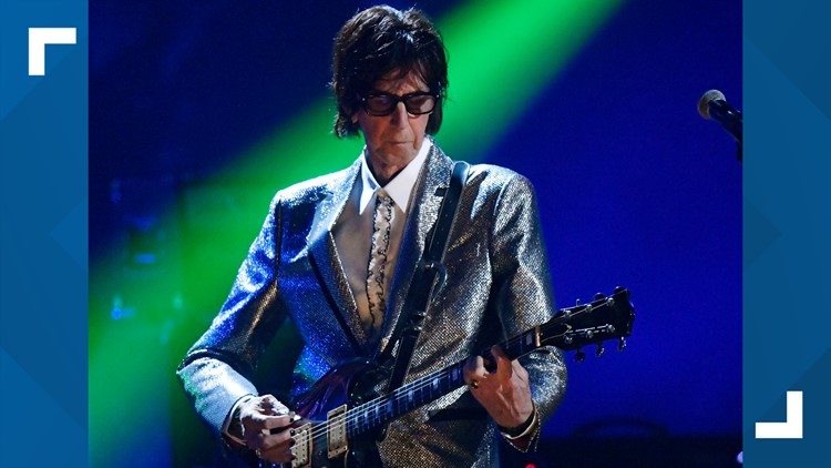 Rock & Roll Hall of Famer Ric Ocasek, front man for The Cars & Maple Heights grad, dies at 75