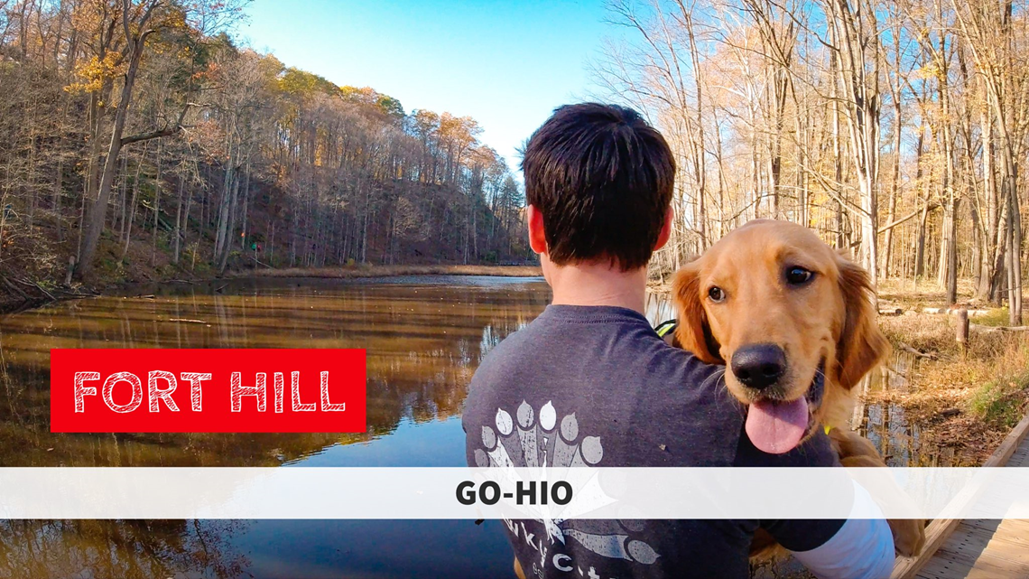 Exploring the Fort Hill Rocky River Reservation: GO-HIO