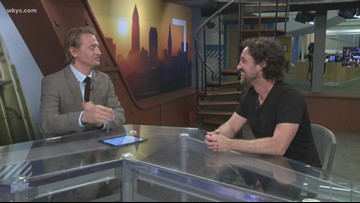 Actor Thomas Ian Nicholas in town for Akron Children's Hospital benefit