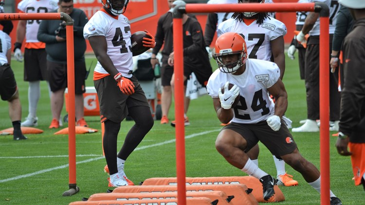 Cleveland Browns OTAs: Nick