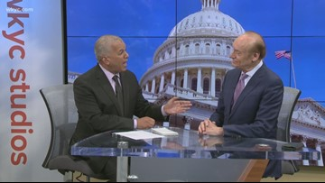 Russ Mitchell, Lee Fisher break down the impeachment hearings