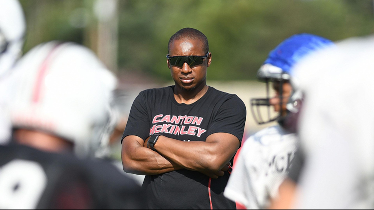 Canton McKinley football coach Marcus Wattley, 6 assistants fired following misconduct investigation