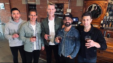 O.A.R. brews 'Mighty Lager' with Great Lakes Brewing Co.