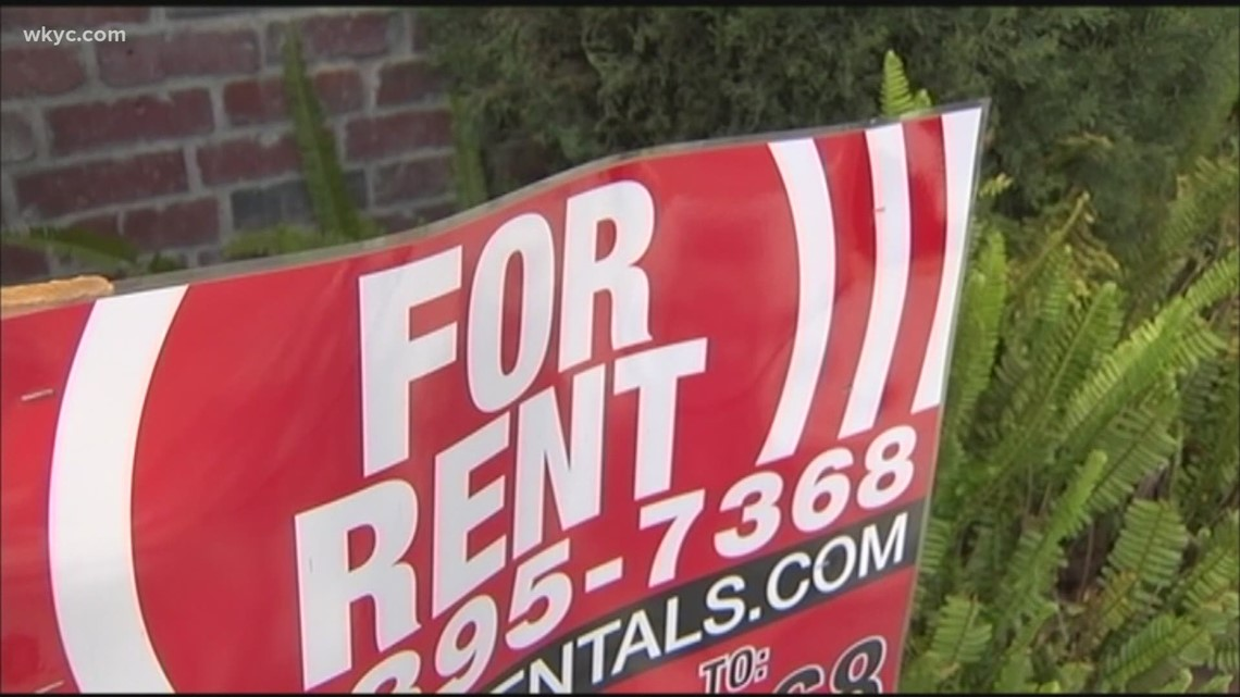 Rental prices soar in the suburbs, as city prices slide