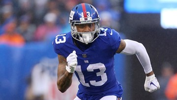 free shipping 0bfc6 723a2 Browns WR Odell Beckham Jr. to host youth football camp at ...