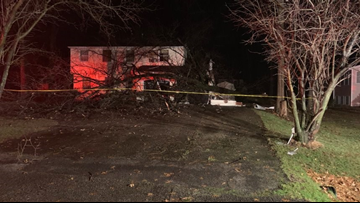 High winds cause damage, leave thousands of FirstEnergy customers in Northeast Ohio without power