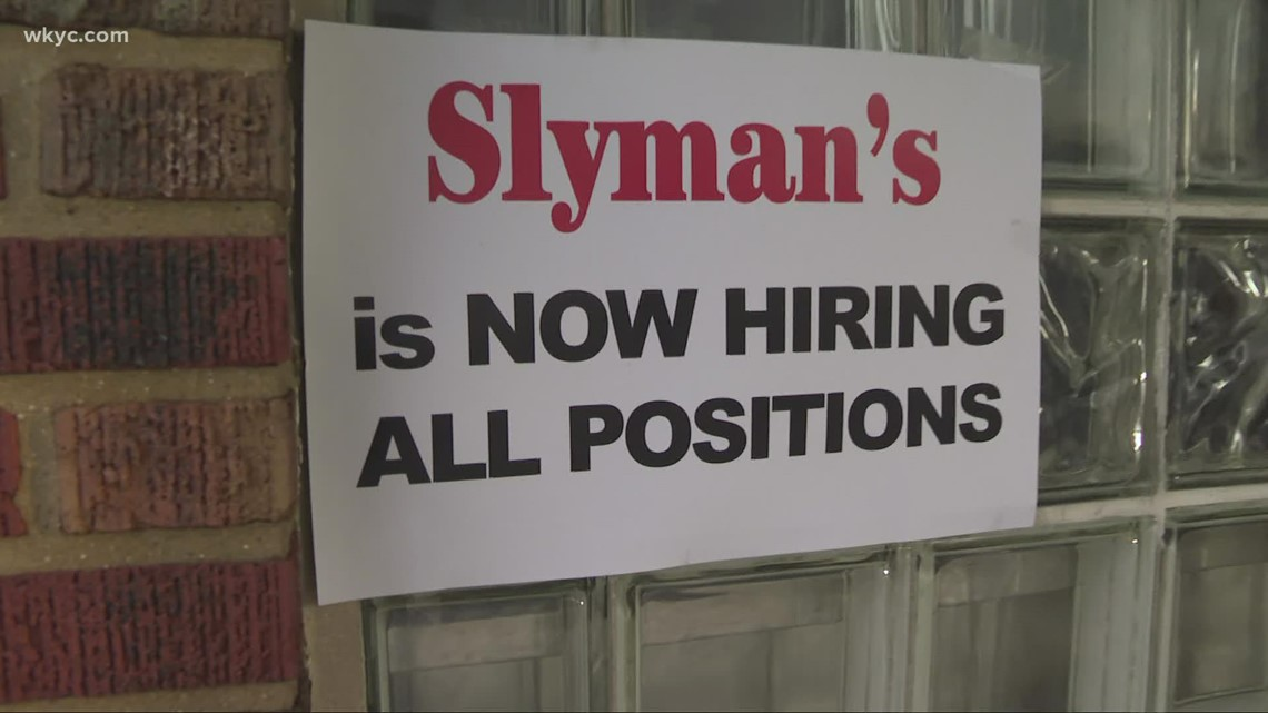 Slyman's among Cleveland businesses struggling to hire enough workers