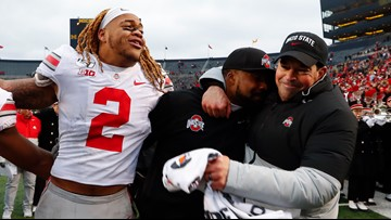 Ohio State's Ryan Day named Big Ten Coach of the Year; Chase Young earns Defensive Player of the Year