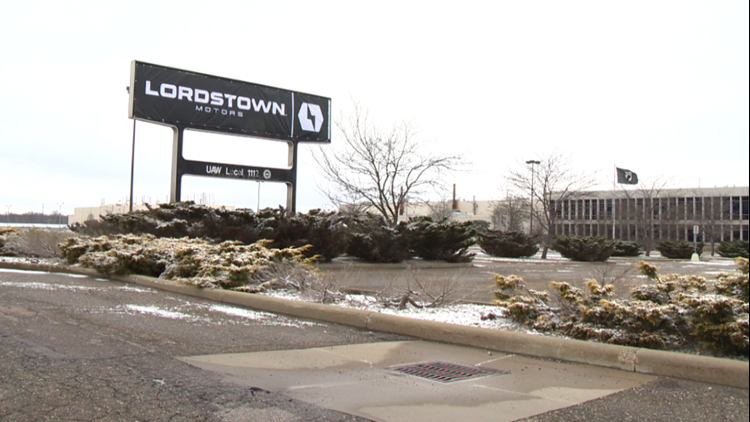Startup may ask for loan to revamp former General Motors plant in Lordstown