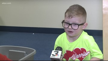 Summit County boy gets superhero send off ahead of 3rd heart surgery