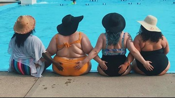 The 'Fat Babes Club of Columbus' is smashing body expectations at a pool near you