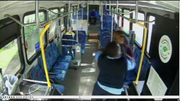Watch: Video shows fight between RTA driver, rider in Shaker Heights