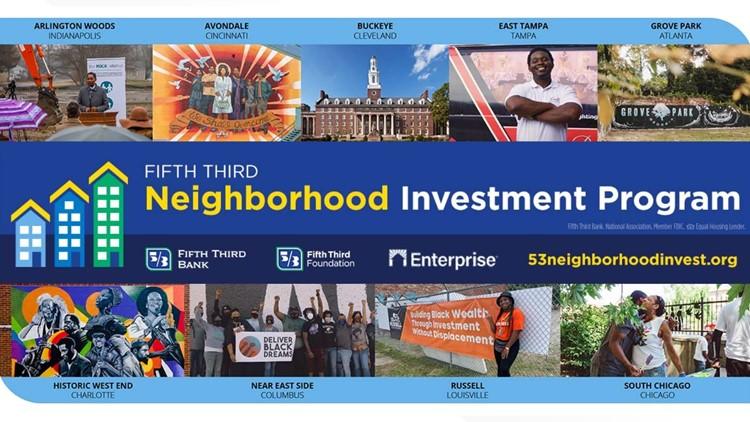 Fifth Third Bank, Enterprise Community Partners establish $20 million program to revitalize Cleveland's Buckeye neighborhood