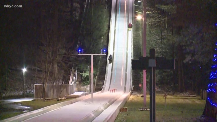 Cleveland Metroparks hiring for dozens of jobs, operations of toboggan chutes at risk without additional staff