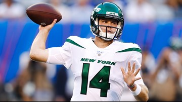 size 40 c19c7 0f60a Cleveland Browns now a 6.5-point favorite over Sam Darnold ...
