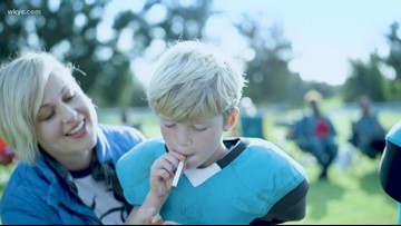 Shocking 'Tackle Can Wait' PSA likens contact youth football to children smoking cigarettes