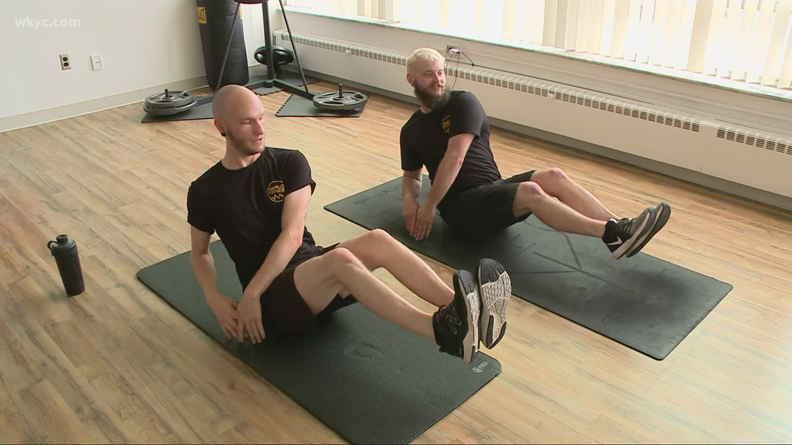 First LGBTQ+ gym in Northeast Ohio: Connecting mental and physical health